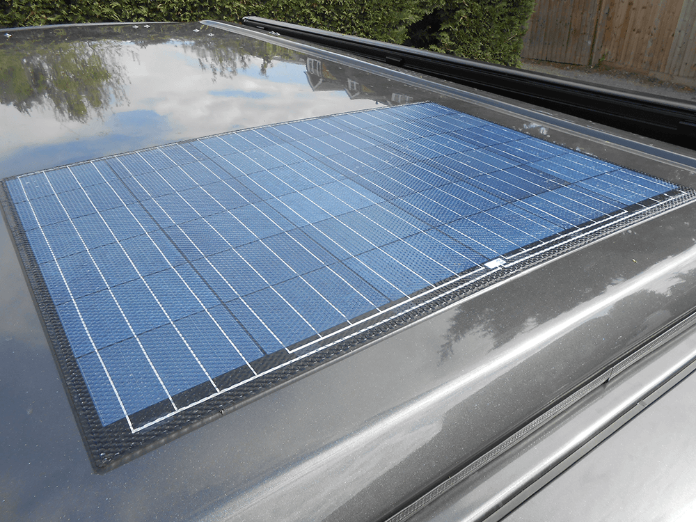 Heating, cool & elec - solar panel